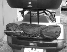 Багажники, защитные дуги, боковые рамки на мотоцикл