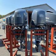 We sell NEW and USED MODEL OF OUTBOARD MOTOR ENGINES WhatsApp: +